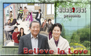"""I believe in love"" – KBS2 (2011)"