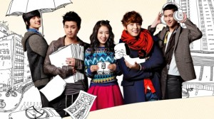 """Flower Boy Next Door"" – tvN (2013)"