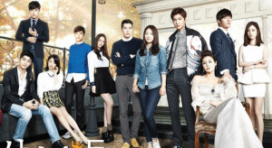 «The heirs» – SBS (2013)
