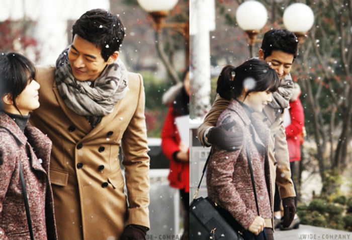 Lee Sang Woo Lee Bo Young