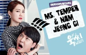 """Ms Temper and Nam Jung Gi"" – jTBC (2016)"