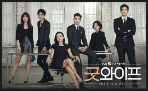 The Good Wife TvN 2016