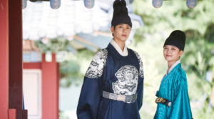 """Moonlight drawn by clouds"" (Love in the moonlight) – KBS2 (2016)"
