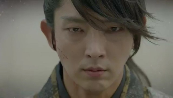 Moon Lovers Lee Jun Ki