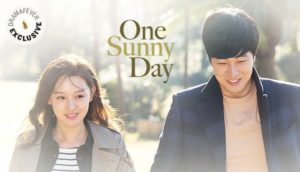 "Web dramas ""One Sunny Day"" – Line TV (2014-2015)/""A person you may know"" – jTBC / Naver TV (2017)"